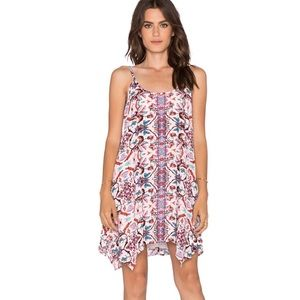 Revolve eight sixty ginger dress in pink small